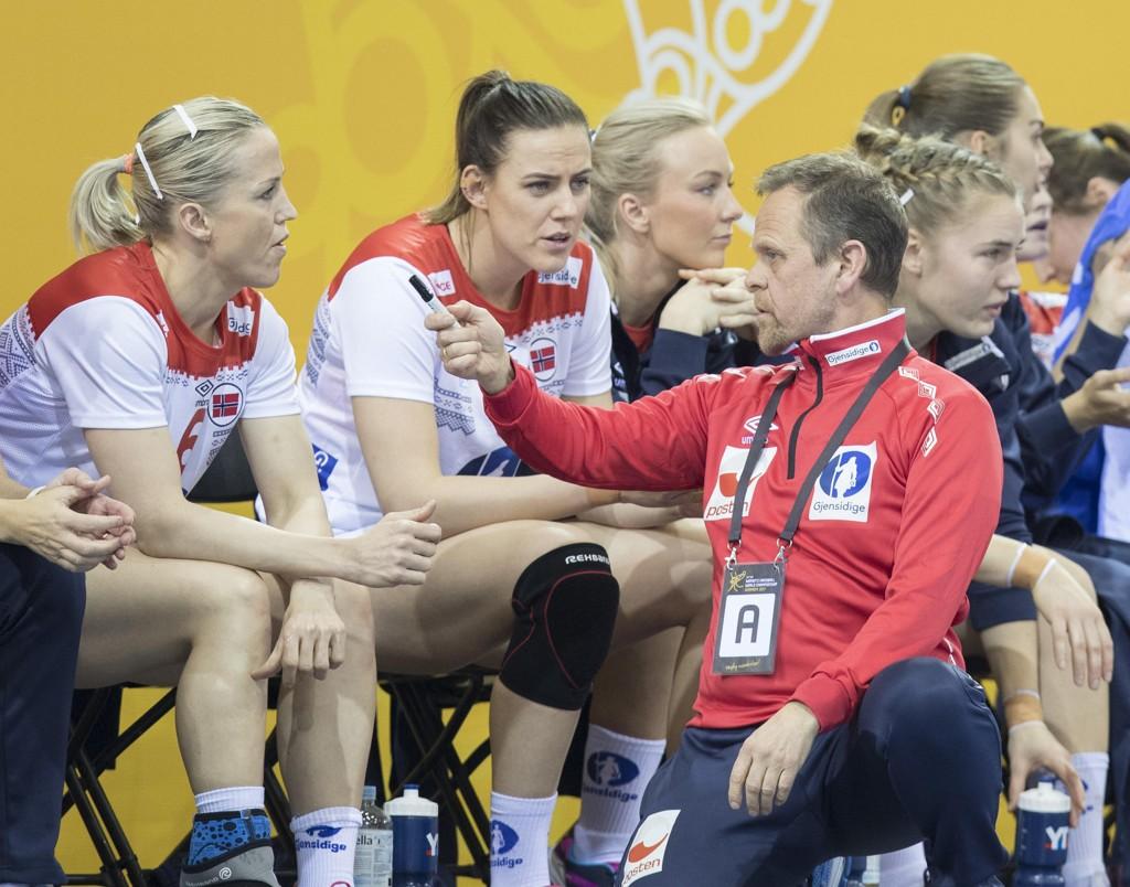 REKKER IKKE NESTE KAMP: Emilie Hegh Arntzen.