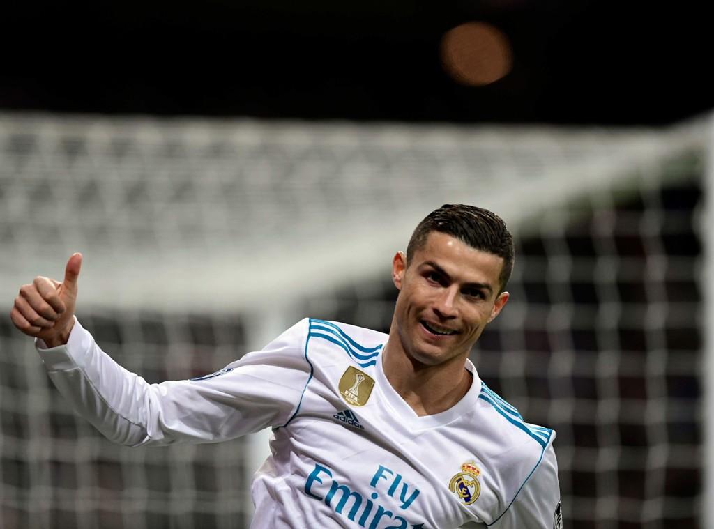 VERDENS BESTE: Cristiano Ronaldo vant prisen som verdens beste fotballspiller for femte gang på torsdag.