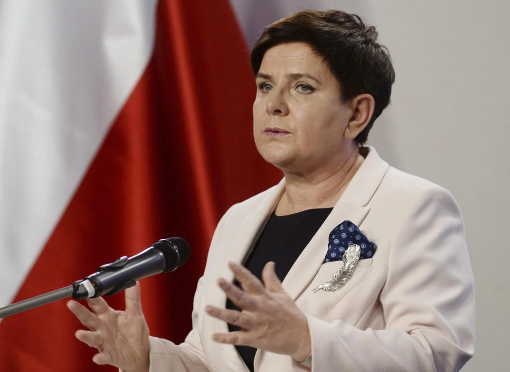 GÅTT AV:Beata Szydlo.