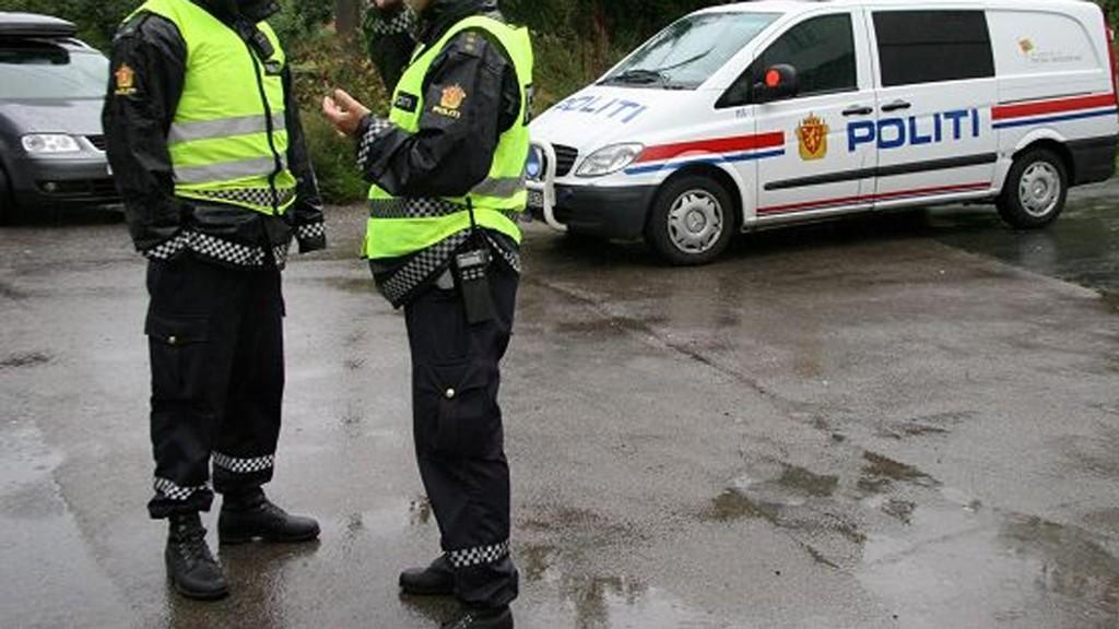 GREP INN: Politiet fikk stoppet den elskovssyke kvinnen. Illustrasjonsfoto.