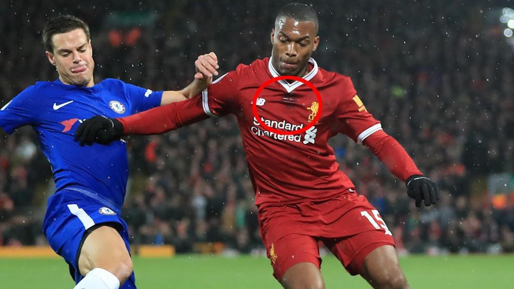 BRUKER KREMEN: Daniel Sturridge er en av mange Premier League-spillere som benytter seg av Vicks VapoRub-salven.