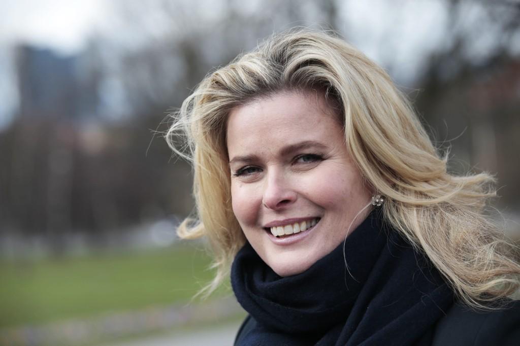 Vendela Kirseboms familiehistorie er preget av store forelskelser og mye kjærlighet: Foto: Lise Åserud / NTB scanpix