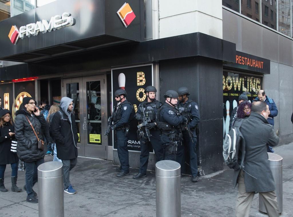 BOMBE: En eksplosjon har rammet et kollektivknutepunkt på Manhattan i New York.