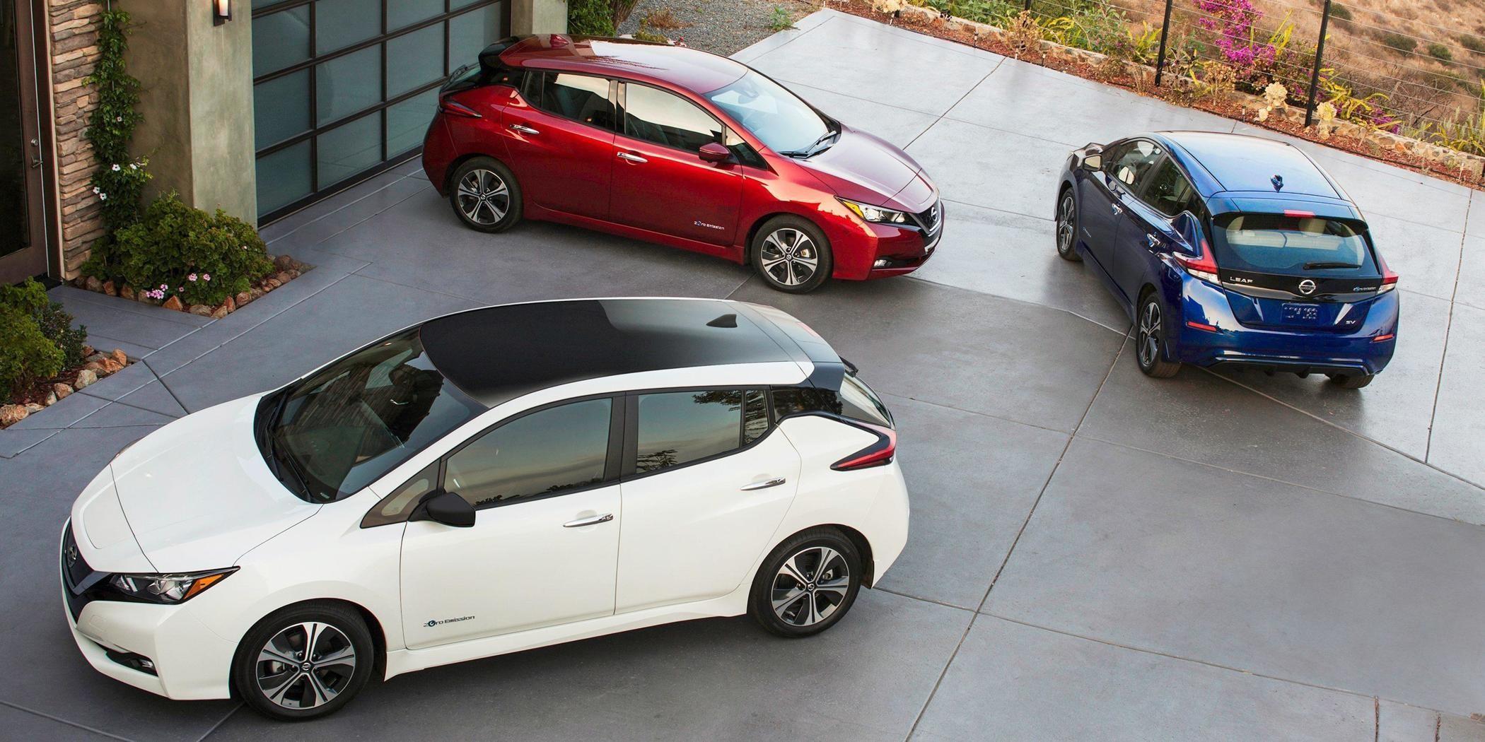 Nissan har med sin prising av nye Leaf overtatt ledelsen i kampen om å tilby mest rekkevidde for pengene.