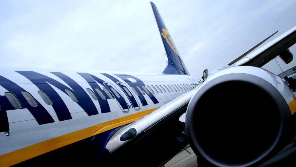 Ryanair-piloter ut i streik 20. desember