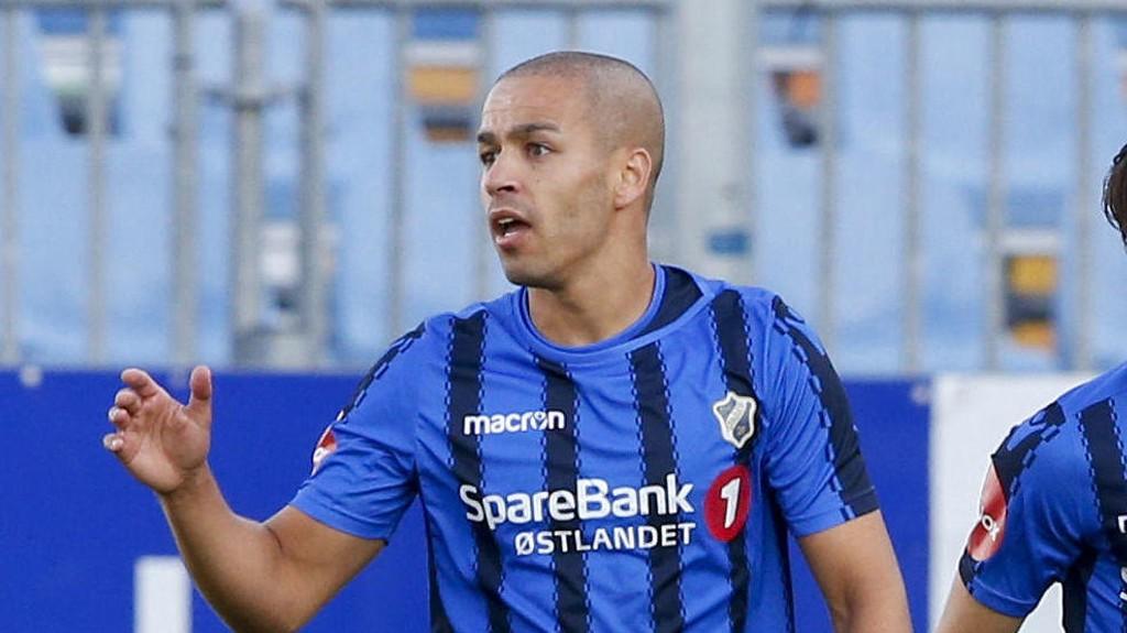 FERDIG: Ahmed El Amrani er ferdig i Stabæk.