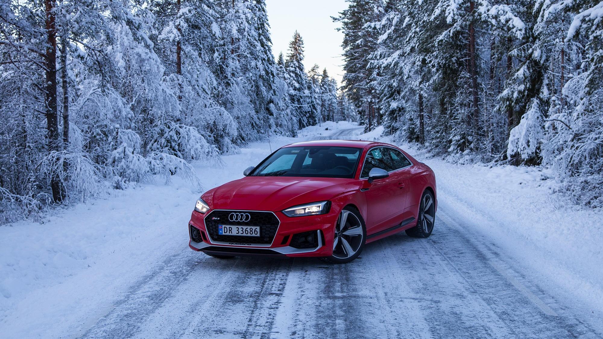 Etter å ha kjørt nye Audi RS5 sa vi at dette kanskje var vår nye favorittbil. Men ser vi tilbake på 2017, har det vært mange høydepunkter å ta av!