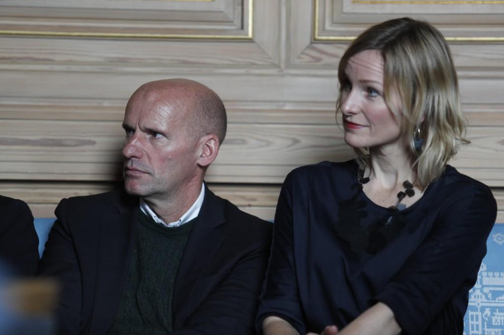 Geir Lippestad går av som byråd og Inga Marte Thorkildsen får ny byrådsjobb. Begge er under søkelyset fra kontrollutvalget i Oslo kommune.
