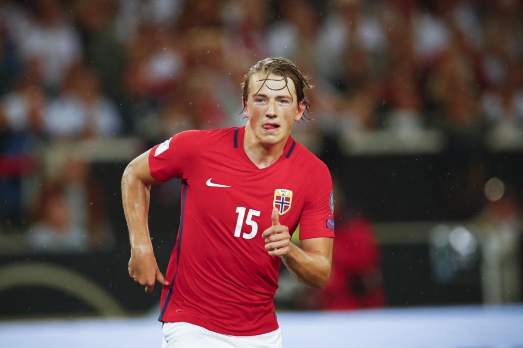 NOMINERT: Fotballspiller Sander Berge er nominert i kategorien Årets gjennombrudd.