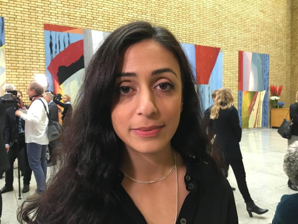 KONTAKTET AV VARSLERE: - I samtale med noen av kvinnene som har varslet forstår jeg at de ikke opplever at de har vært godt nok ivaretatt av partiet, skrier Hadia Tajik om Giske-saken.