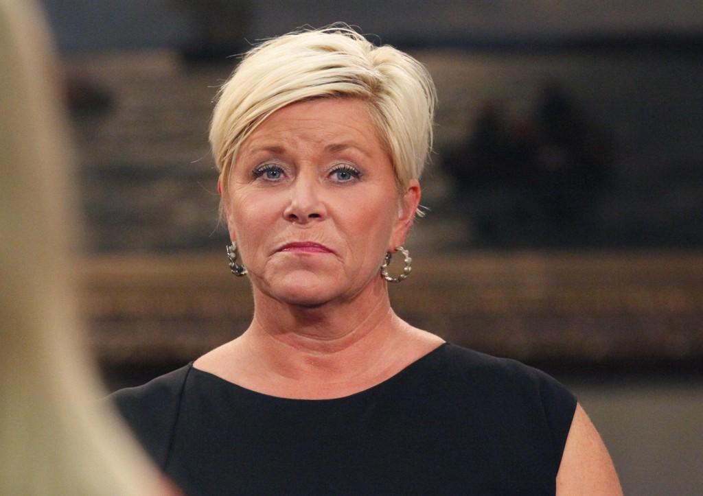 - MYE RART: Finansminister Siv Jensen (Frp) sier hun opplevde en del obskure tilbud fra pressefolk gjennom sitt liv i politikken. Foto: Lise Åserud / NTB scanpix
