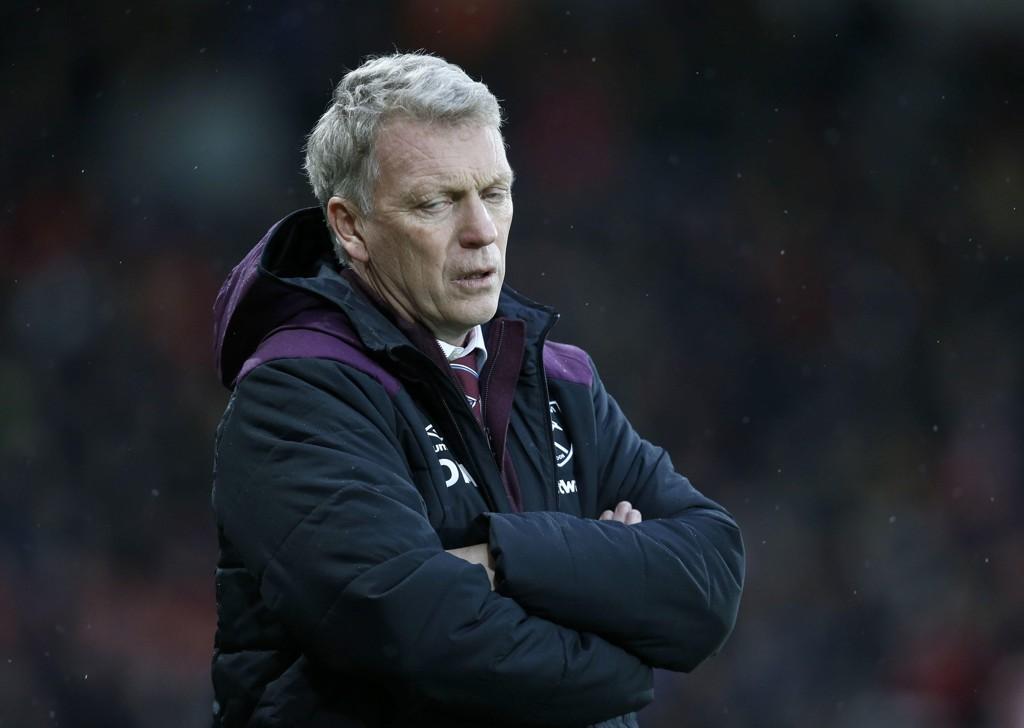 KAOS: West Ham spilte en skikkelig kaoskamp mot Bournemouth sist tirsdag.