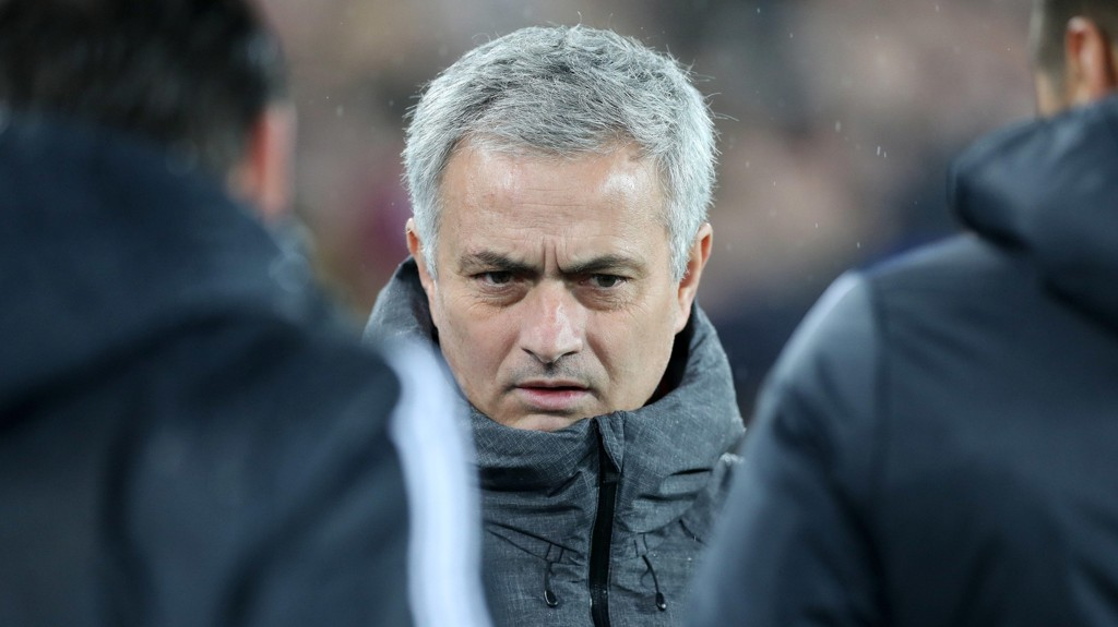 STIKK: Jose Mourinho var ikke fornøyd med uttalelsene til Paul Scholes, og kom med et par syrlige stikk mot den tidligere United-profilen.