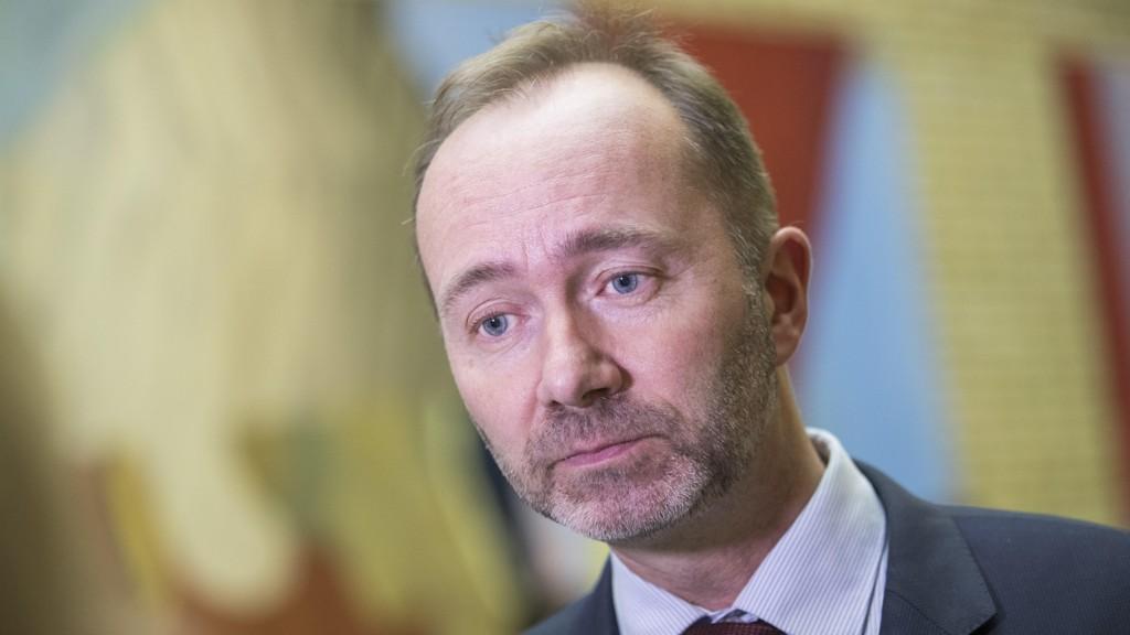 FRITATT: Trond Giske er fritatt for sitt nestlederverv i Arbeiderpartiet på ubestemt tid etter flere varsler om hans oppførsel.