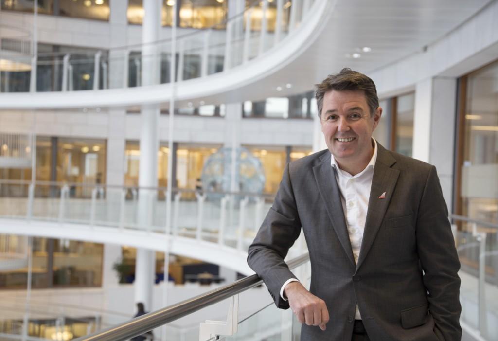 Geir Karlsen er ansatt som ny finansdirektør i Norwegian.