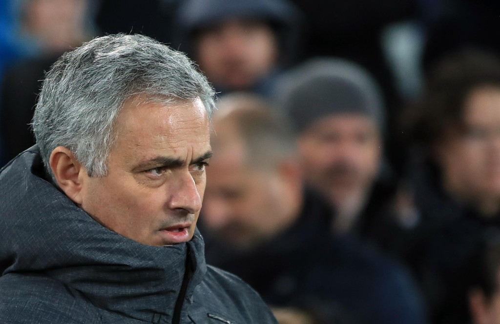 KRITISK: Manchester United-manager José Mourinho kom med stikk mot klubbens pengebruk. Det ble ikke godt mottatt.