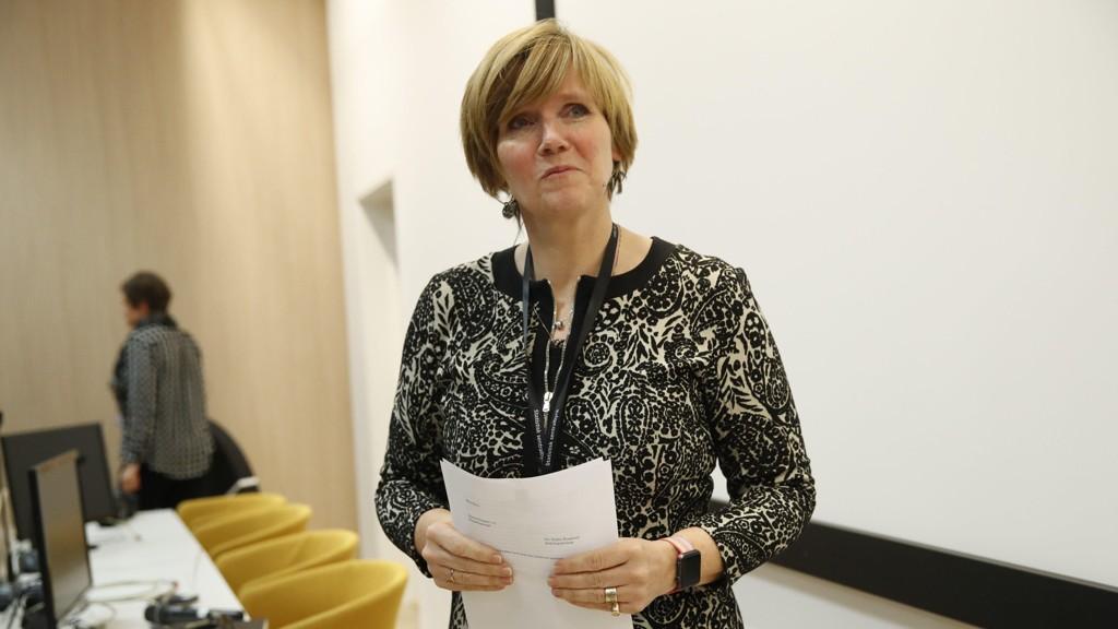 FIKK EKSTERN HJELP: Tidligere SSB-sjef Christine Meyer fikk ekstern hjelp til krisekommunikasjon.