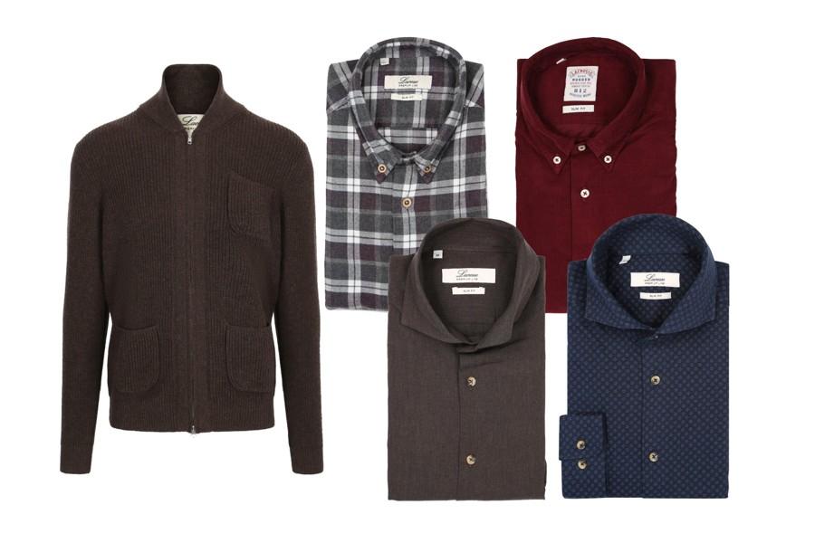 92ea5b12 Her finner du plagg i alt fra pimabomull til kasjmir. Gjør kupp på en  skjorte eller genser - disse er jo klassikere som kan brukes til det meste.
