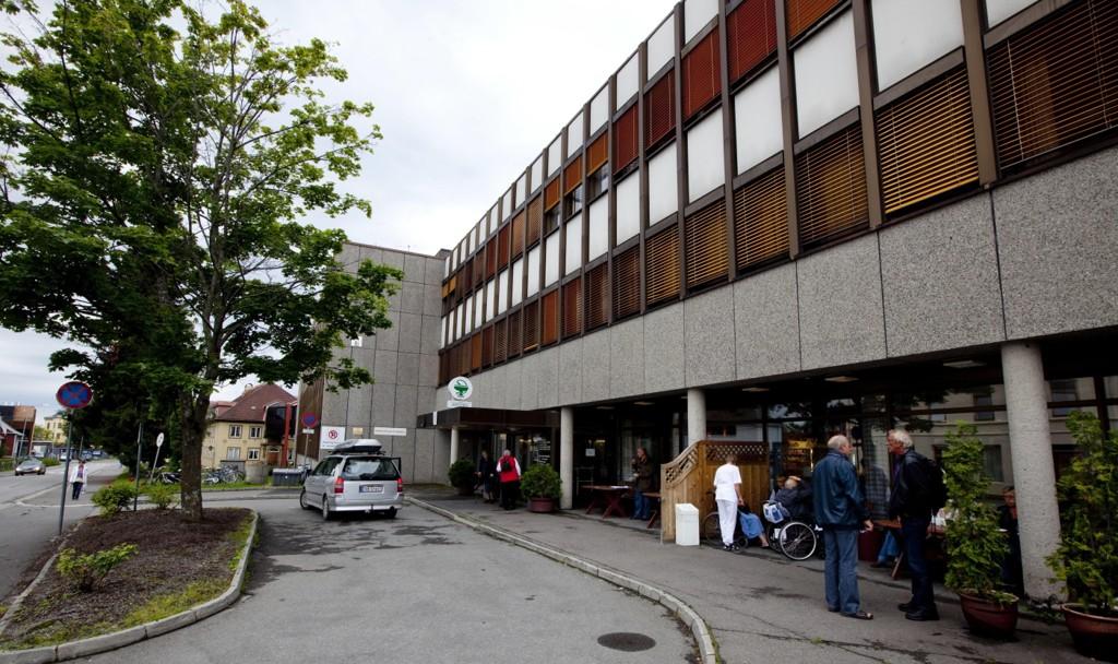 FLERE PROBLEMER: Sykehuset Innlandet (bildet) har implementert det nye røntgensystemet, men mange ansatte er veldig misfornøyd. Foto: GEIR OLSEN (SCANPIX)