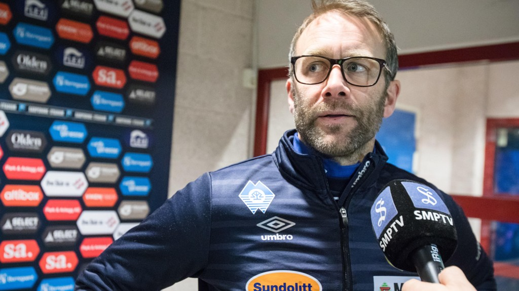 ENIGE: Aalesund er enig med Trond Fredriksen om et sluttoppgjør etter at treneren fikk sparken i eliteserieklubben etter forrige sesong.