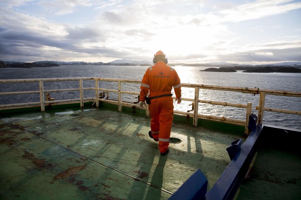 OLJEJOBBER: Optimismen er på vei tilbake på Sør-Vestlandet, og mange bedrifter sier de vil ansette flere i oljerelaterte jobber i 2018.