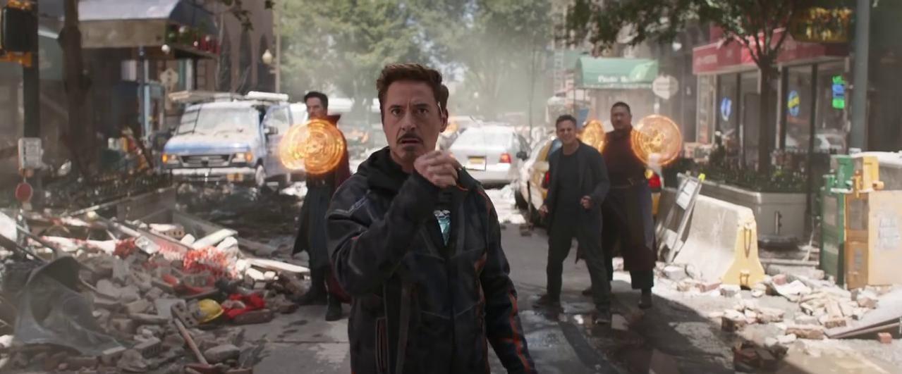 AVENGERS ER TILBAKE: Robert Downey Jr. er tilbake i rollen som Tony Stark aka Iron Man i Marvels «Avengers: Infinity Wars». Filmen er blant 2018s mest etterlengtede, skal vi tro en undersøkelse utført i USA. Traileren har hatt over 140 millioner avspillinger på Youtube.