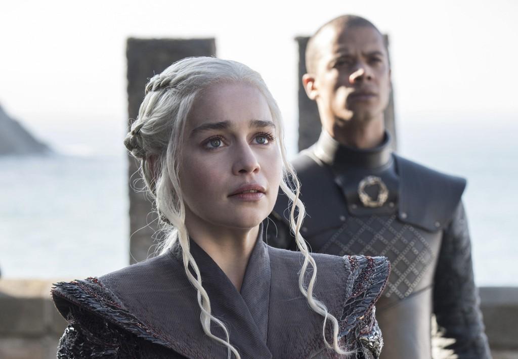 MÅ VENTE: Fansen må vente en god stund på siste sesong av Game of Thrones.