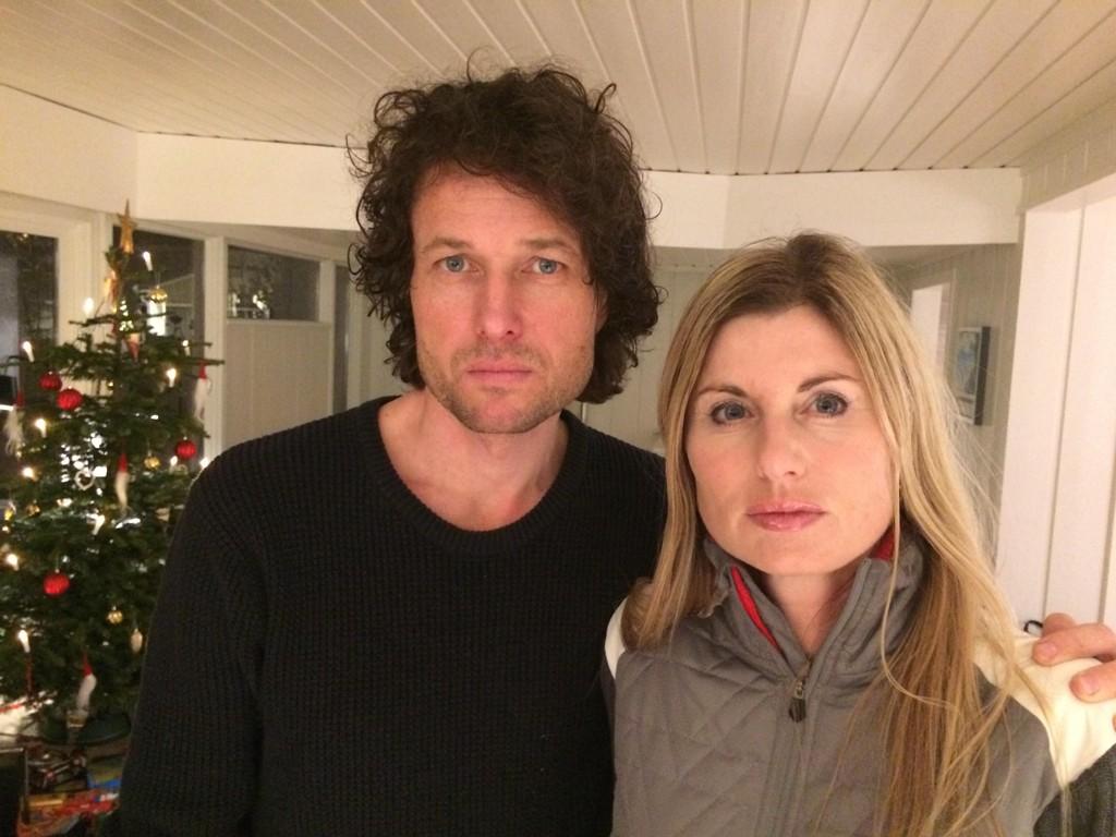 Gunn Margit Andreassen og Frode Andresen i dyp sorg etter at deres eldste sønn døde 1. januar.