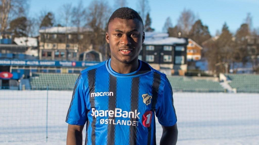 KLAR FOR STABÆK: Abdul-Basit Agouda.
