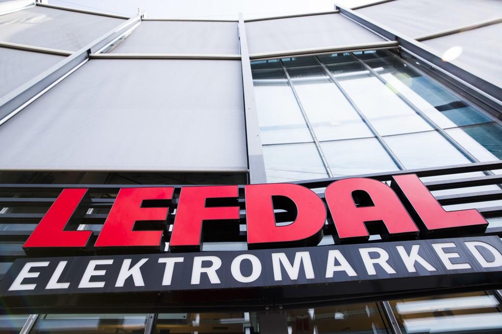 LEGGES NED: Etter 82 år, legges Lefdal elektromarked ned.