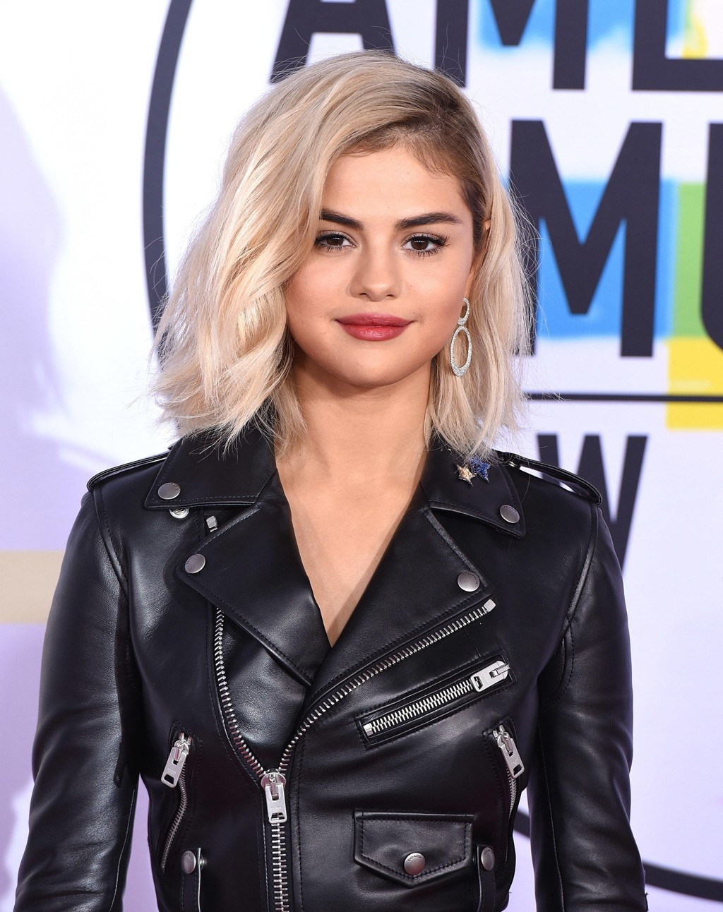 Selena Gomez under fjorårets American Music Awards
