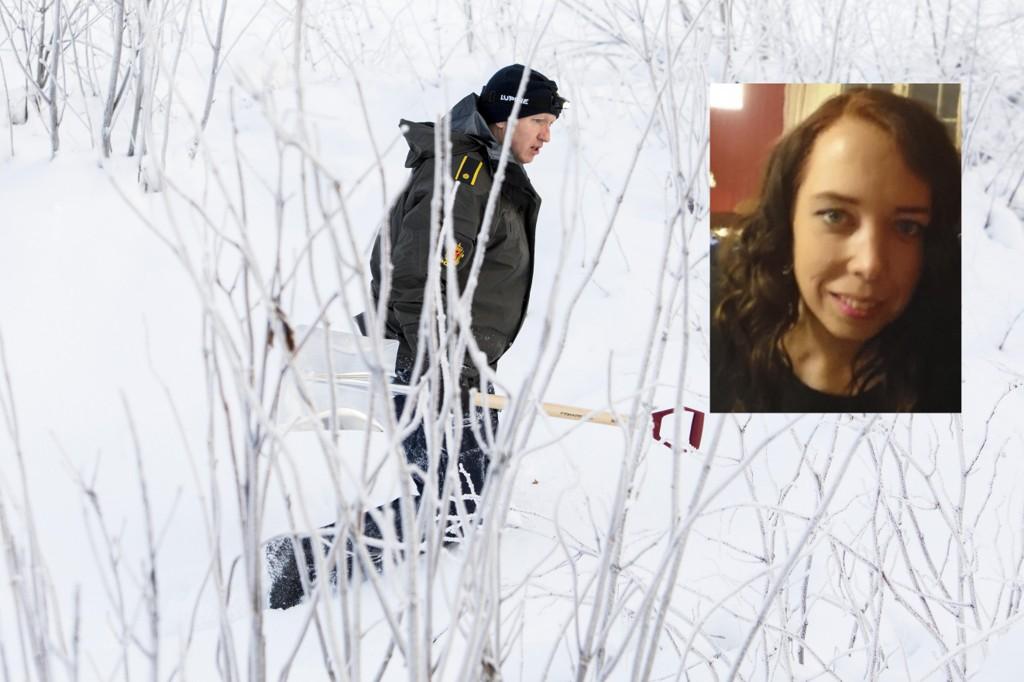 Politiet i Brumunddal leter iherdig etter Janne Jemtland (36) som forsvant natt til 29.12.2017.