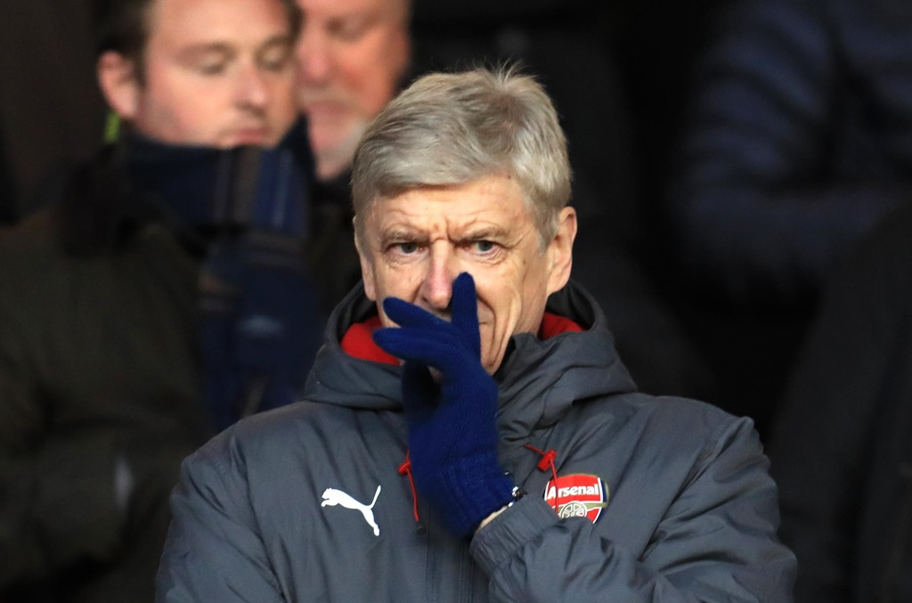 FERDIG?: Wengers tid i Arsenal skal ifølge Evening Standard snart være omme.