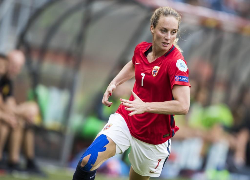 TIL VÅLERENGA: Ingrid Schjelderup.
