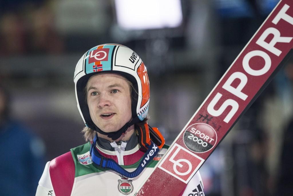 BYKS: Tom Hilde hoppet seg opp fra 20.-plass til seier.
