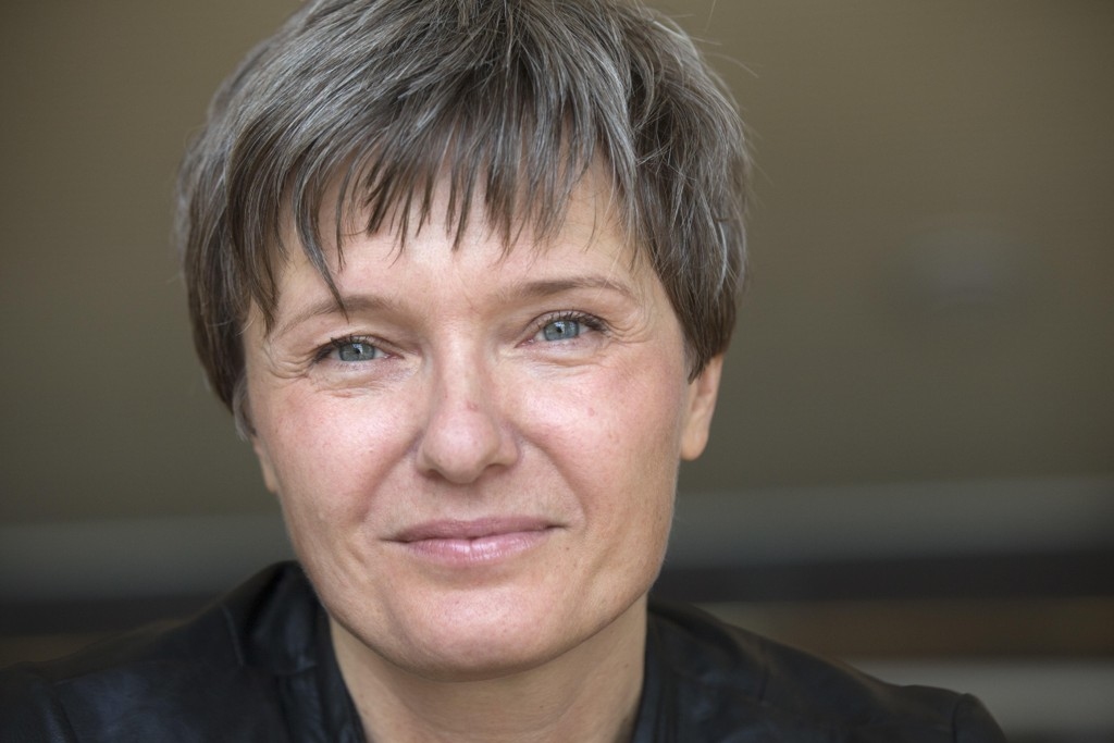 Ingrid Bjørnov avbildet i 2015.