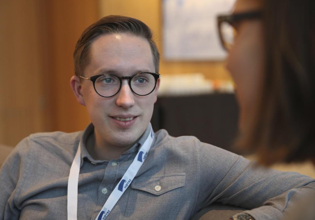 VARSLER: Det skal ha kommet inn flere varsler på Kristian Tonnning Riise etter han trakk seg som leder av Unge Høyre.