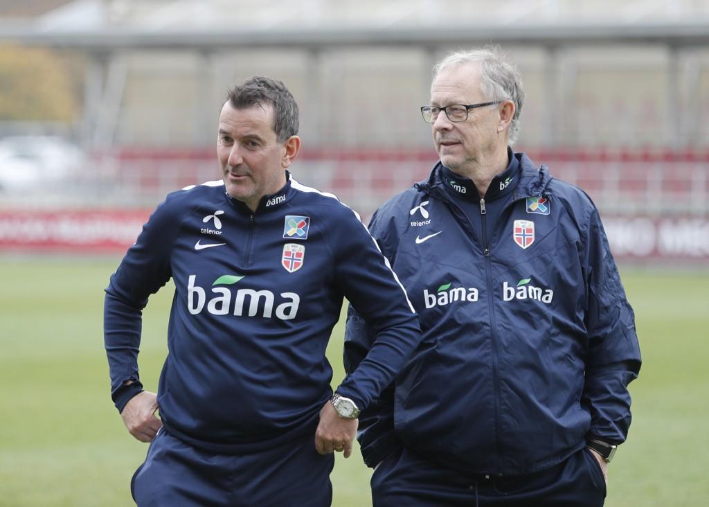 FIKK TILBUD: Lars Lagerbäck ville ha per Joar Hansen som sidestilt landslagssjef, men fikk nei til svar.