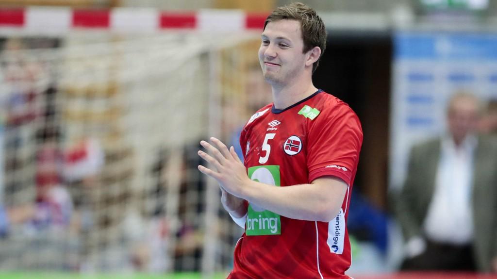 Sander Sagosen og Norge møter Frankrike i kveldens åpningskamp i håndball-EM.