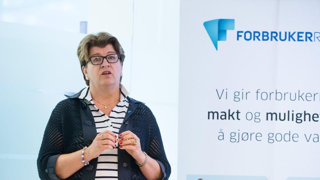 Direktør Randi Flesland i Forbrukerrådet gikk på et nederlag fredag.