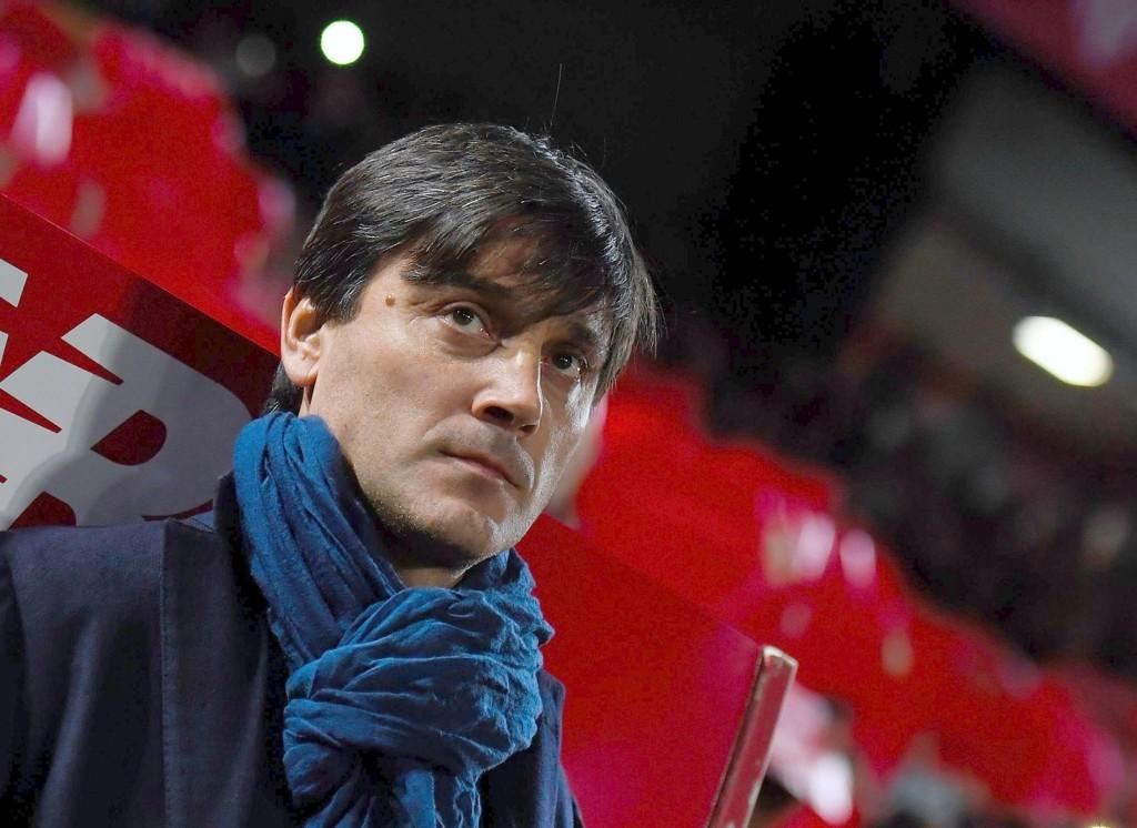 INGEN DRØMMESESONG: Vincenzo Montella har slitt i både Milan og så langt i Sevilla denne sesongen.
