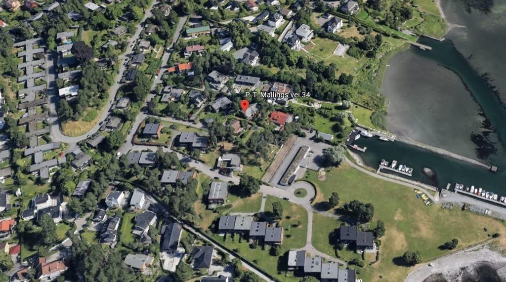 BYGDØY: Odd Johnny Winge har kjøpt tre naboeiendommer på Bygdøy til 119 millioner. Planen er å rive alle tre for å bygge en 900 kvadratmeter stor enebolig.