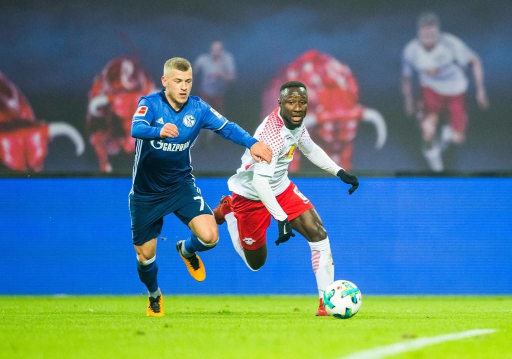 IKKE TIL LIVERPOOL: RB Leipzigs Naby Keita.