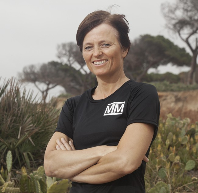 UTE: Lena Boysen Hillestad er ute av Mesternes mester.NRK
