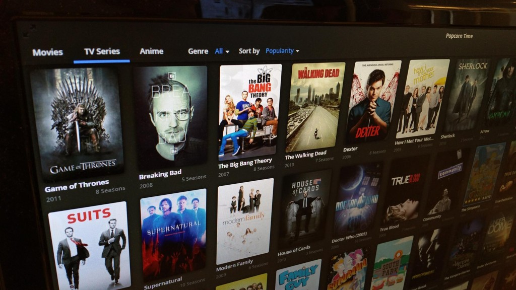 Tingretten har slått fast at Popcorn Time er ulovlig å bruke i Norge. Det betyr ikke at det er ulovlig å se film fra lugubre strømmetjenester på nett.