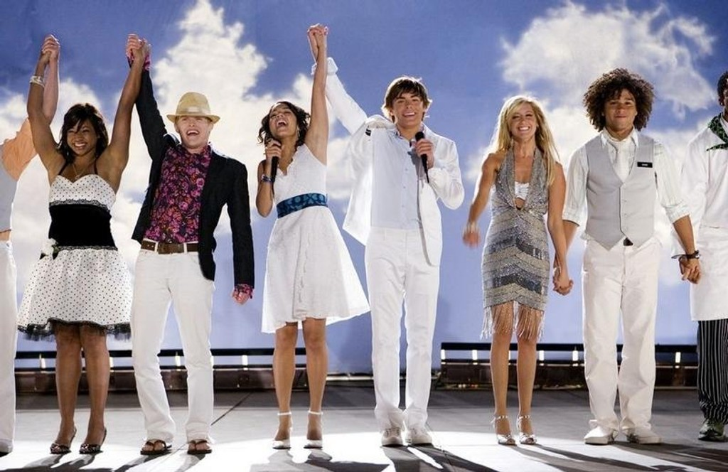 High School Musical slik vi husker dem <3