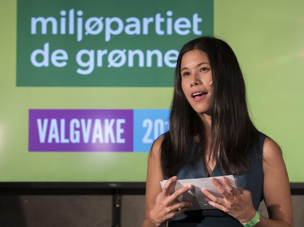 OVERDREVET: Forslaget om å utrede et totalforbud mot bensin- og dieselbiler kommer fra Miljøpartiet De Grønnes byråd for miljø og samferdsel, Lan Marie Nguyen Berg.