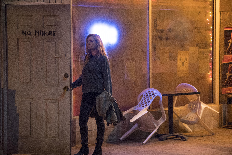 SERIE-ELSKERE: Amy Adams dukker opp i krimserien «Sharp Objects» en gang i løpet av 2018.