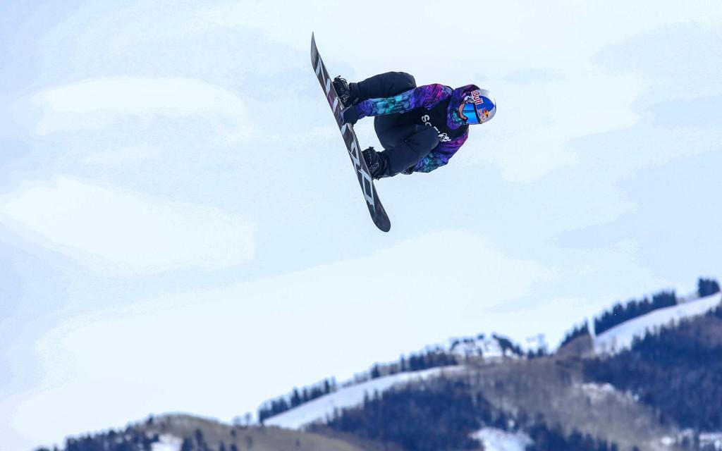 BEST: OL-håpet Marcus Kleveland fikk triksene til å sitte som de skulle da han vant X-Games i Aspen lørdag.