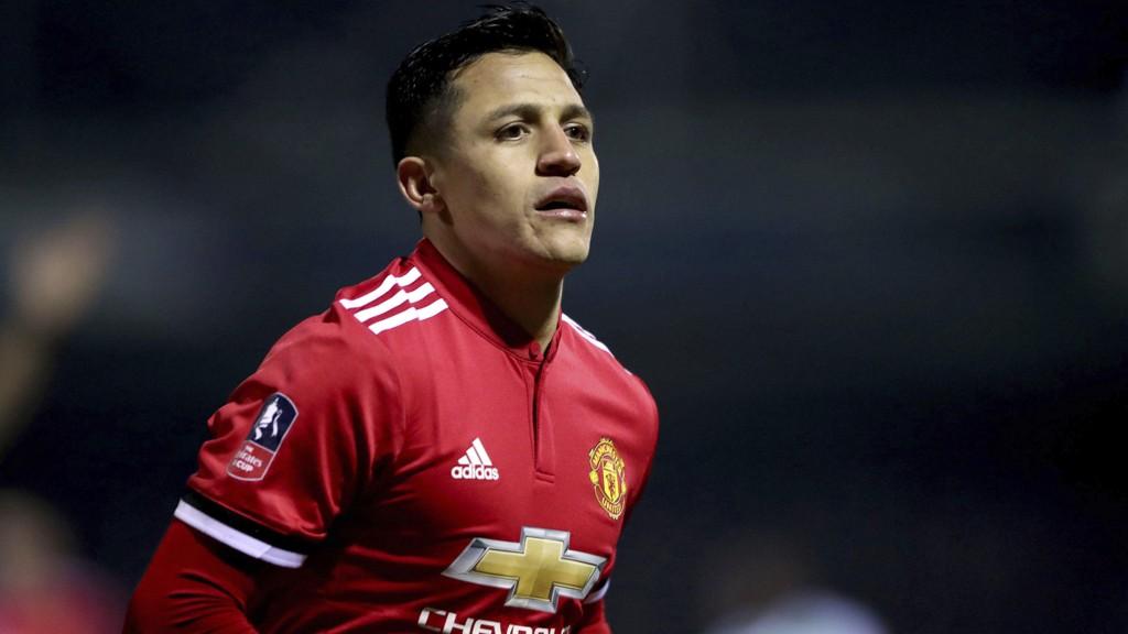 STORSIGNERING: Manchester United sikret seg Alexis Sánchez dette januarvinduet.